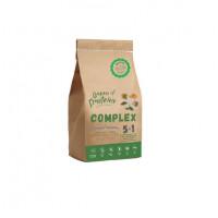 Многокомпонентный растительный протеин Green Proteins COMPLEX 900 грамм