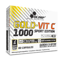 Gold-Vit C 1000 Sport Edition 60 капсул Olimp
