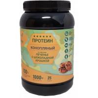 Конопляный протеин 1000 г GREEN PROTEINS