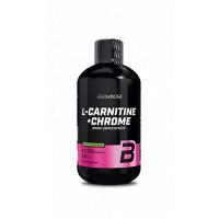 L-CARNITINE + CHROME 500 мл Biotech