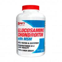 Glucosamine-Chondroitin-MSM 180 табл SAN