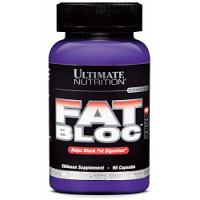 FAT BLOC CHITOSAN 500 MG 90 капсул Ultimate Nutrition