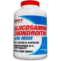 Glucosamine-Chondroitin-MSM 90 табл SAN