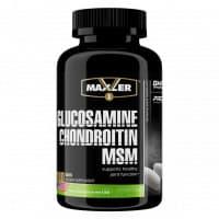 Glucosamine+Chondroitin+MSM 180 таблеток Maxler