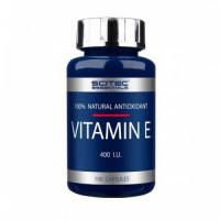 Vitamin E 100 капсул Scitec Nutrition