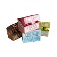 Протеиновый десерт Макарон, 3x25 г, Fit Kit.