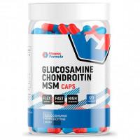 Glucosamine Chondroitin MSM 120 капс. Fitness Formula