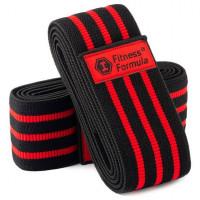 Спортивные бинты на колени (1 пара) Fitness Formula