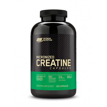 Креатин Optimum Nutrition Creatine 2500 Caps (200 шт)