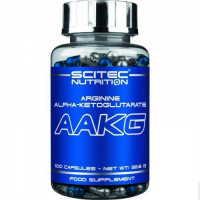 Аминокислота Scitec Nutrition AAKG (100 капсул)