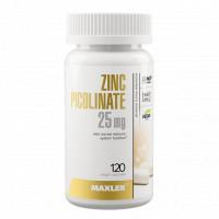 Zinc Picolinate 25 мг 120 капсул Maxler