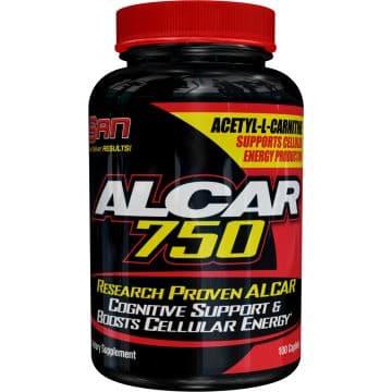 ALCAR 750 (Acetyl-L-Carnitine) 100 капс SAN