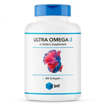 Ultra Omega-3 70% 90 к SNT