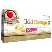 Gold Omega 3 Plus 65% 60 капс. Olimp
