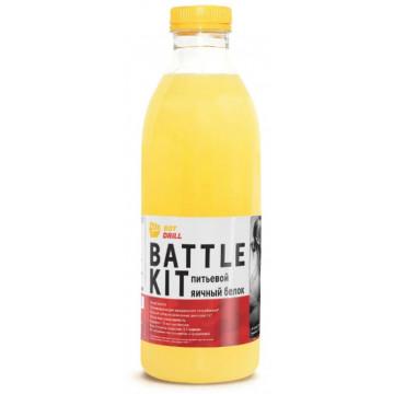 BATTLE KIT пастеризованный яичный белок 900 мл SGT DRILL