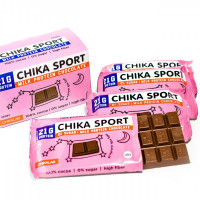 Chikasport milk protein chocolate 100 г Bombbar