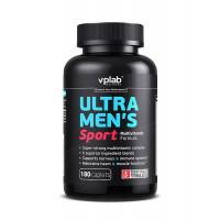 Минерально-витаминный комплекс vplab Ultra Men's Sport (180 каплет)