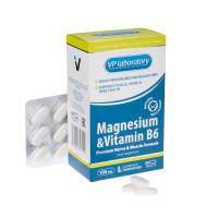 Magnesium & Vitamin B6 (60 таб) VPLab