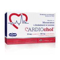 CARDIOCHOL 30 таблеток Olimp