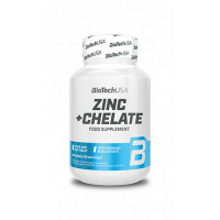 ZINC+CHELATE 60 таблеток Biotech