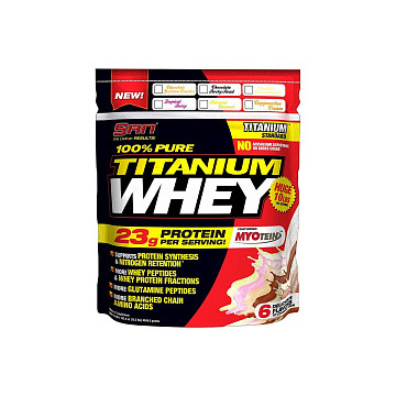 Протеин S.A.N. 100% Pure Platinum Whey (4540-4628 г)