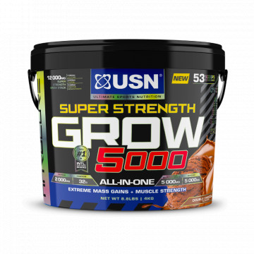SUPER STRENGTH GROW 5000 4000 г USN