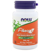 PHASE-2 500 мг 60 капсул NOW Foods