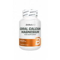 Coral Calcium Magnesium (100 таблеток) Biotech USA