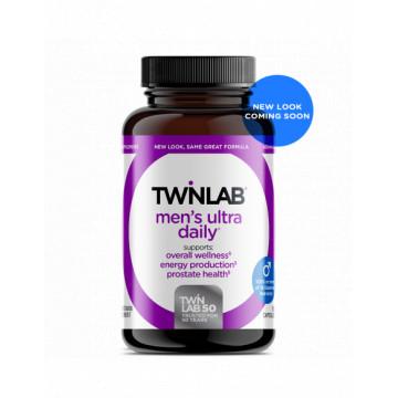 Mens Ultra Multi Daily caps Twinlab, 120 капс. Twinlab