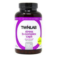Стресс Би-Комплекс 100 капсул Twinlab
