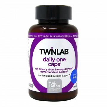 Daily One Caps с железом 90 капсул Twinlab
