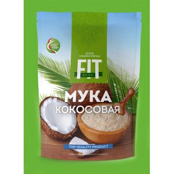 Мука кокосовая Fit Feel 400 г Fit-Parad