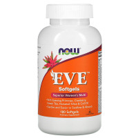 EVE Superior Womens Multi 180 таб. NOW Foods